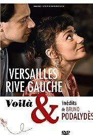 Versailles Rive-Gauche Poster