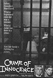 Crime of Innocence (1985) Poster - Movie Forum, Cast, Reviews