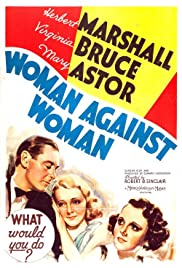 Woman Against Woman Poster