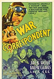 War Correspondent Poster