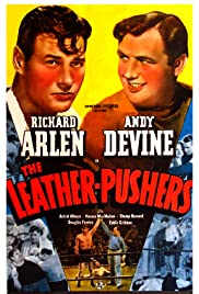 The Leather Pushers Poster