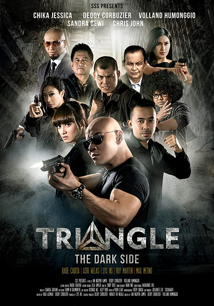 Triangle the Dark Side (2016) Full Movie Online Free