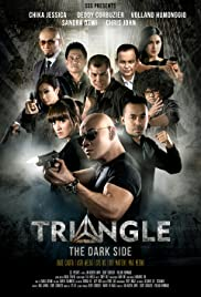 Triangle the Dark Side (2016) Poster - Movie Forum, Cast, Reviews