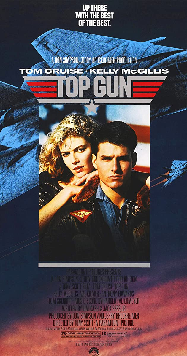 Top Gun (1986) Bluray