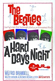 A Hard Day's Night(1964) Poster - Movie Forum, Cast, Reviews