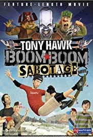 Boom Boom Sabotage Poster