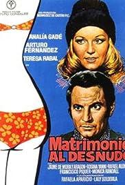 Matrimonio al desnudo Poster