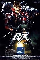 Image of Kamen Rider Black RX