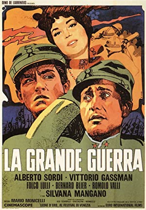 The Great War poster