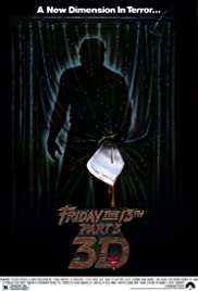 Friday the 13th Part III (1982) Poster - Movie Forum, Cast, Reviews