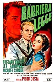 Barrier of the Law Poster