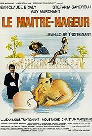 Le maître-nageur Poster