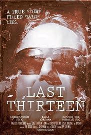 Last Thirteen(2016) Poster - Movie Forum, Cast, Reviews