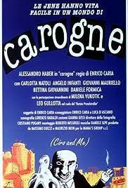 Carogne Poster