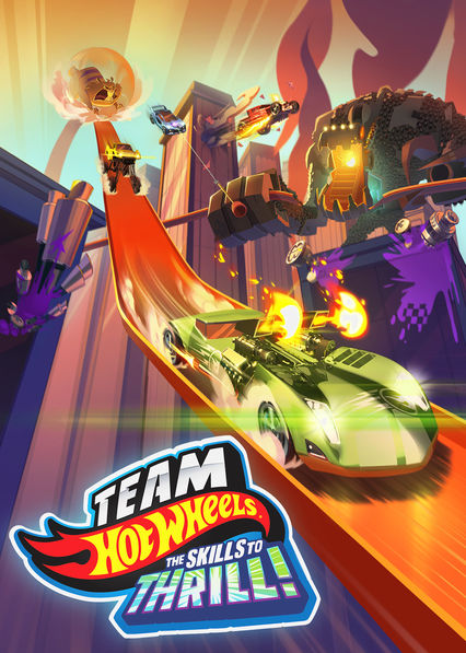 image Team Hot Wheels: The Skills to Thrill (2015) (TV) Watch Full Movie Free Online