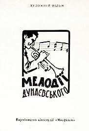 Melodii Dunaevskogo Poster
