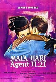 Mata Hari, agent H21 Poster