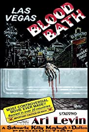 Las Vegas Bloodbath(1989) Poster - Movie Forum, Cast, Reviews