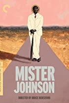 Image of Mister Johnson