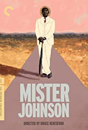 Mister Johnson (1990) Poster - Movie Forum, Cast, Reviews