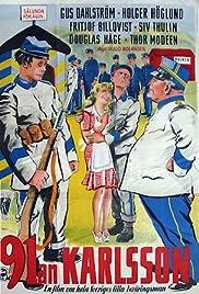 91:an Karlsson Poster
