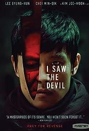 I Saw the Devil(2010) Poster - Movie Forum, Cast, Reviews