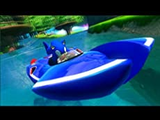 Sonic & All Stars Racing Transformed (VG)