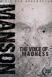Charles Manson: The Final Words Poster