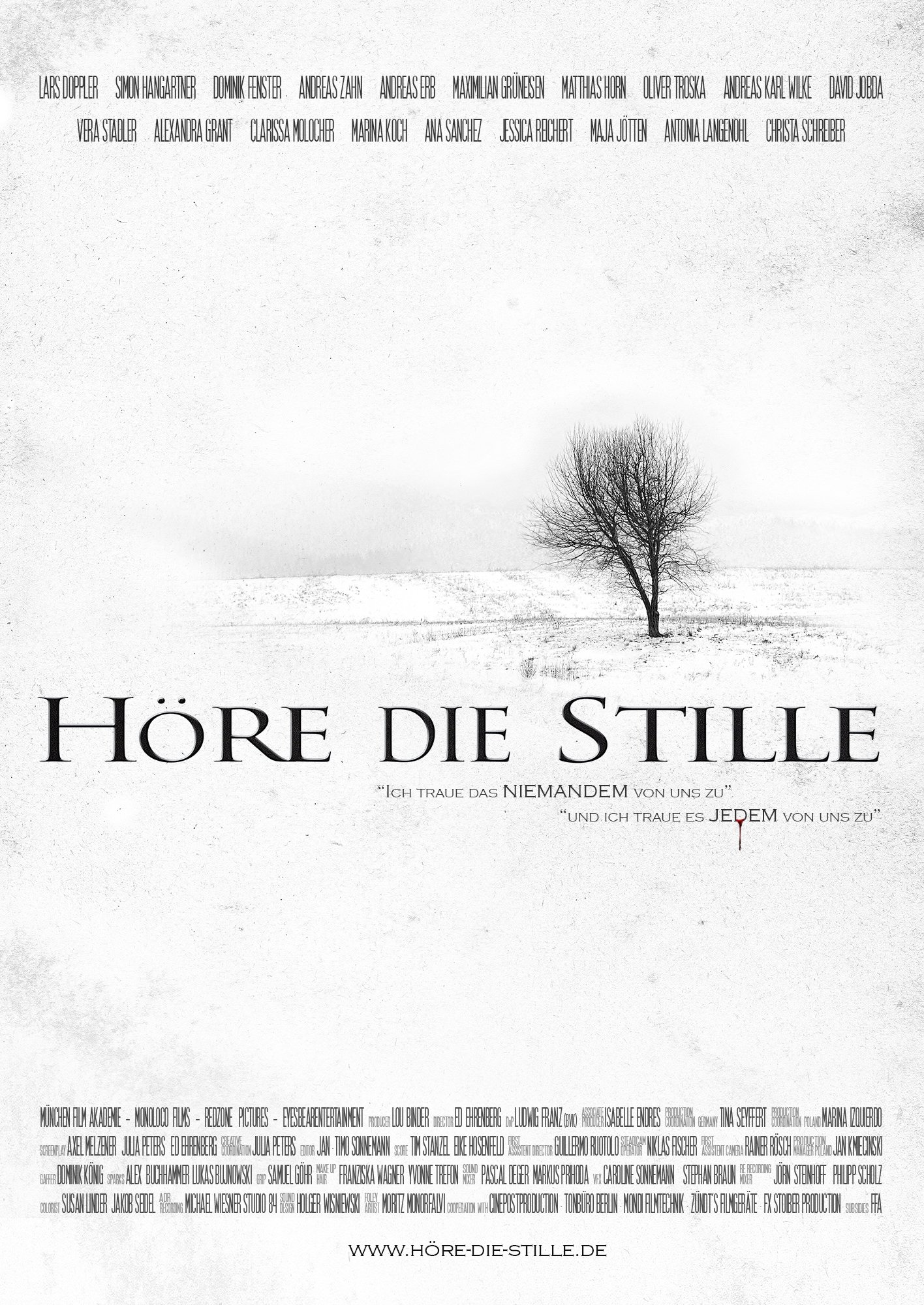 image Höre die Stille Watch Full Movie Free Online