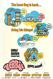 Herbie Rides Again (1974) Poster - Movie Forum, Cast, Reviews