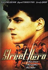 Street Hero Poster