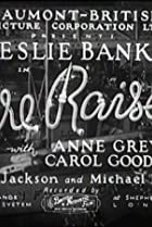 The Fire Raisers (1934) Poster