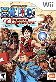 One Piece: Unlimited Adventure Poster