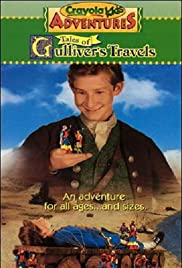 Crayola Kids Adventures: Tales of Gulliver's Travels Poster