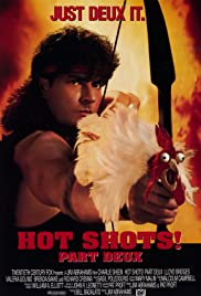 Hot Shots! Part Deux (1993) Poster - Movie Forum, Cast, Reviews