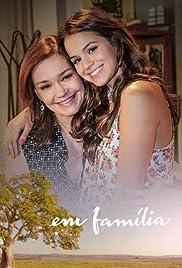 Em Família Poster - TV Show Forum, Cast, Reviews