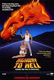 Highway to Hell(1991) Poster - Movie Forum, Cast, Reviews