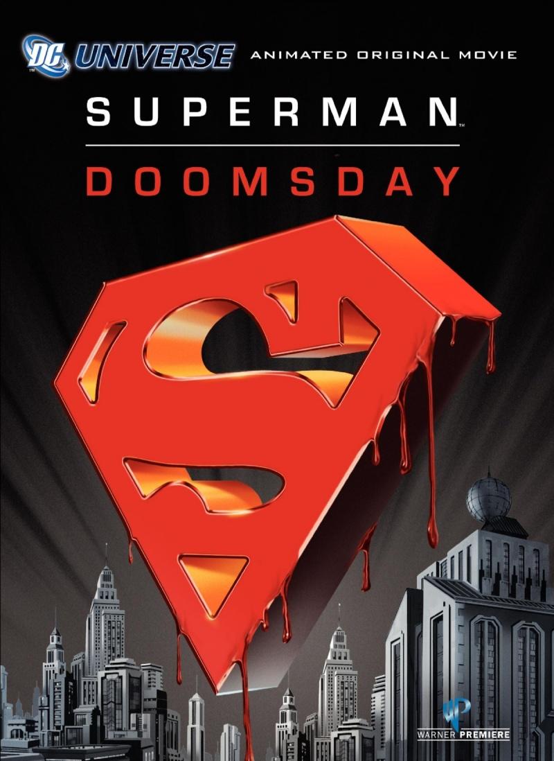 image Superman/Doomsday (2007) (V) Watch Full Movie Free Online