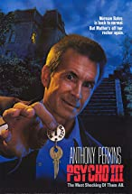 Primary image for Psycho III
