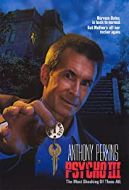 Psycho III (1986) Poster - Movie Forum, Cast, Reviews