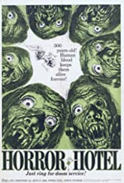 The City of the Dead (1960) Poster - Movie Forum, Cast, Reviews