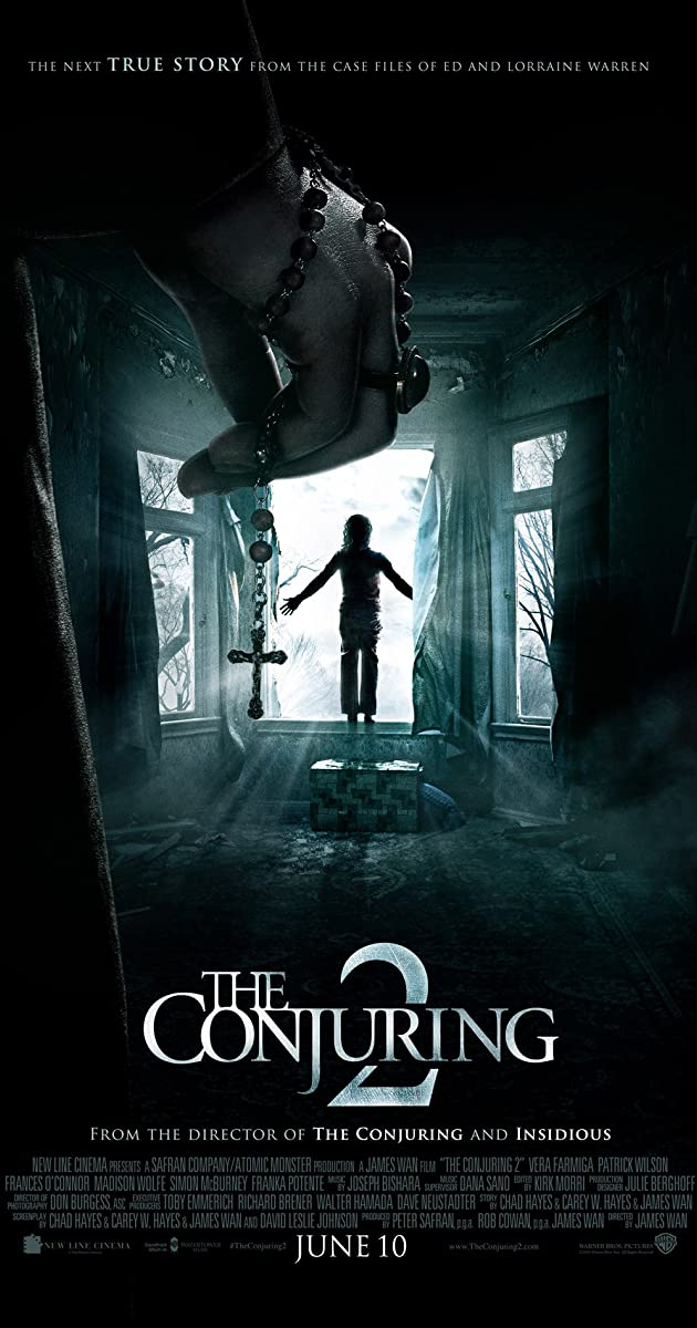The Conjuring 2 2016 BRRip