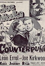 Joe Palooka in The Counterpunch Poster