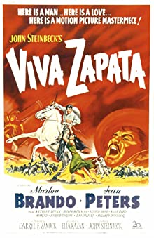 Poster Viva Zapata