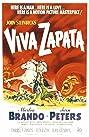 Viva Zapata! (1952) Poster
