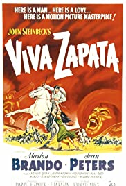 Viva Zapata! (1952) Poster - Movie Forum, Cast, Reviews