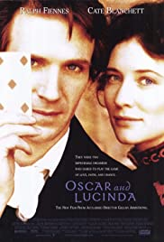Oscar and Lucinda (1997) Poster - Movie Forum, Cast, Reviews