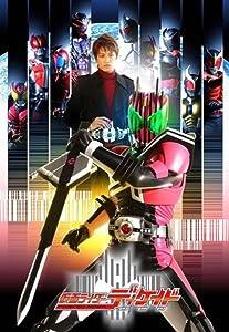 Movie list Kamen Rider Decade Keikoku: Kabuto bôsôchû Japan