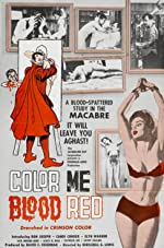 Color Me Blood Red(1970)