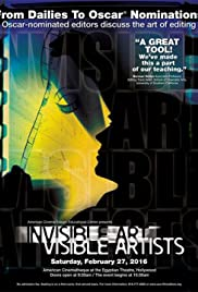 Invisible Art/Visible Artists Poster